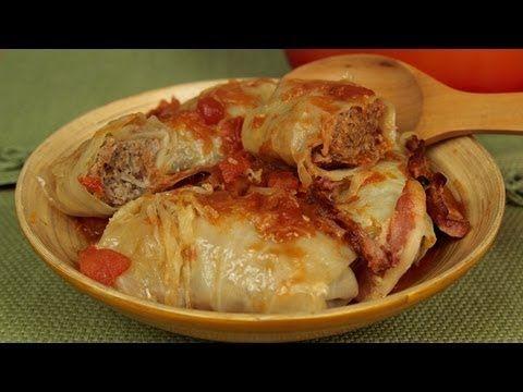 ▶ Gołąbki kiszeniaki - Video-Kuchnia.pl - YouTube