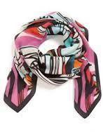Monoprix Paris scarf shopping | ouicestchic.com