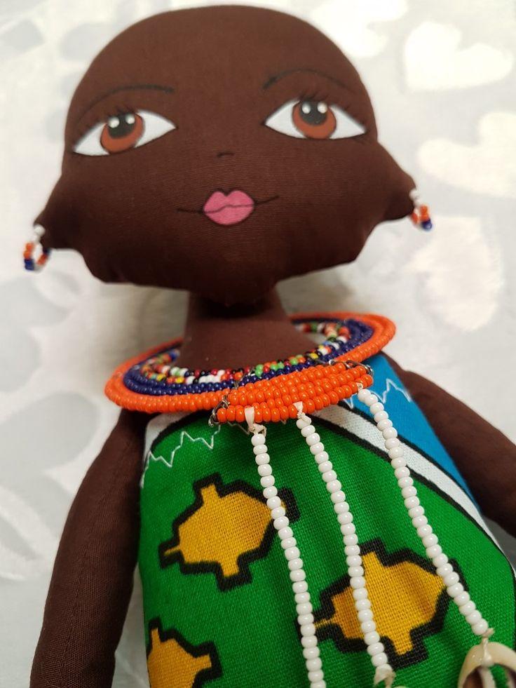 Maasai Doll