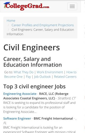 37 best Back To School - Online Resources images on Pinterest - coastal engineer sample resume