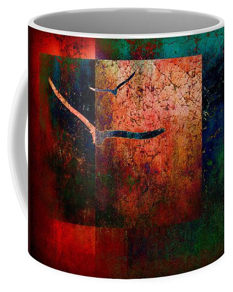 Breaking Free Coffee Mug featuring the photograph Breaking Free by Micki Findlay