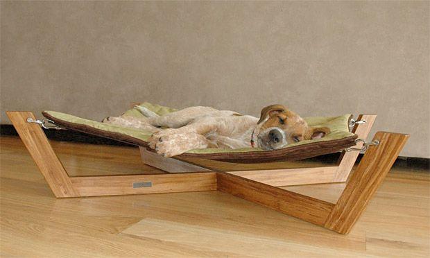 dog hammock - pet lounge studios