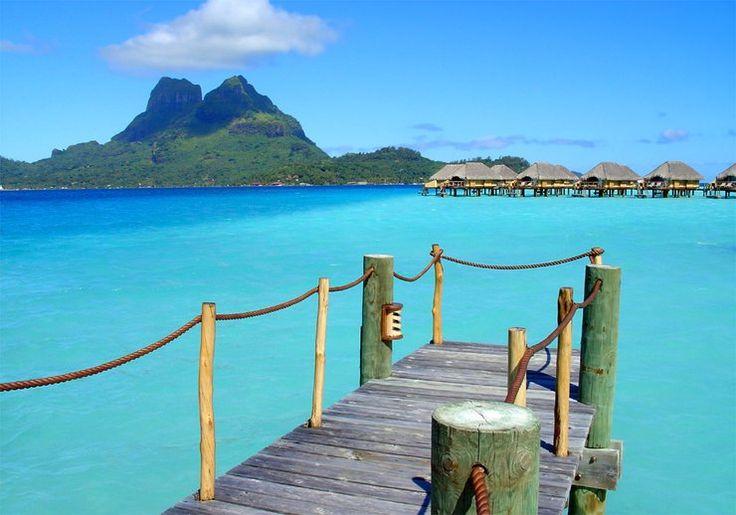 Bora Bora - Polinezja Francuska