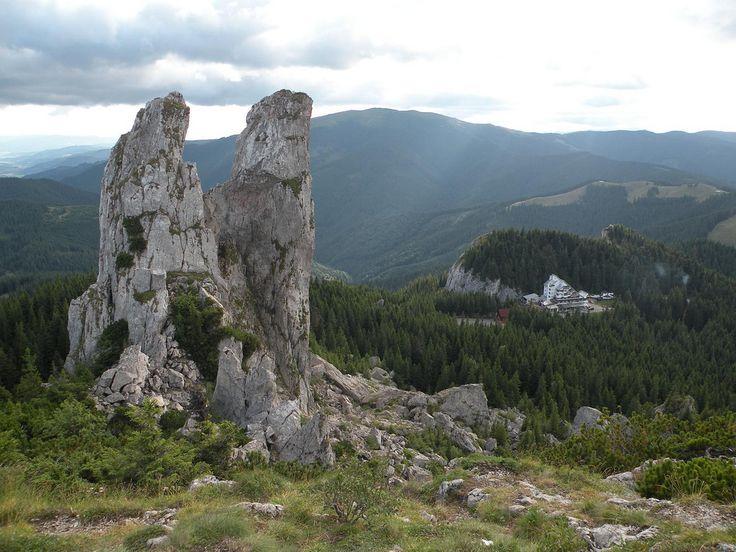 Rarau Mountain, Bukovina