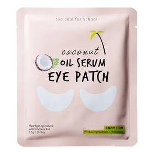 Coconut Oil Serum Eye Patch - Patch yeux à l'huile de coco - Too Cool For School