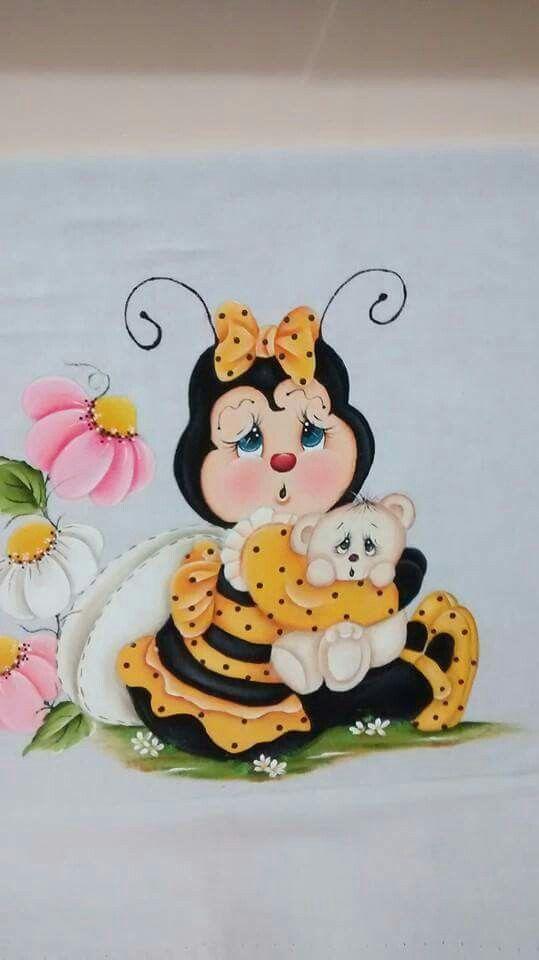 Imagine this as a ladybug...so cute!