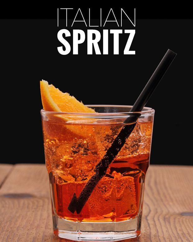 spritz italy drink cocktail popular most italian drinks recipes food cocktails why beverages baconismagic pizza restaurant classic aperol