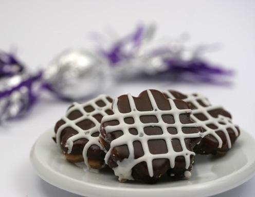 Zuckergitter Kekse