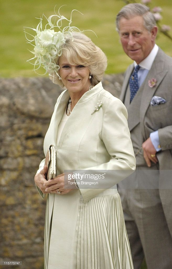 Camilla Parker Bowles, Duchess of Cornwall and Prince Charles, Prince of Wales