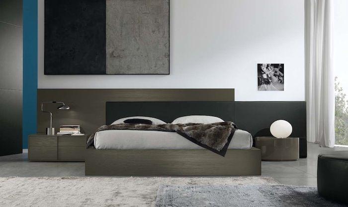 41 migliori immagini zona notte design su pinterest for Stanze matrimoniali moderne