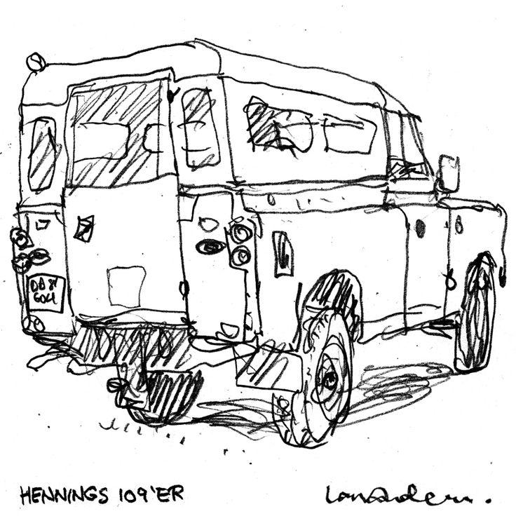 Land-Rover 109 series III