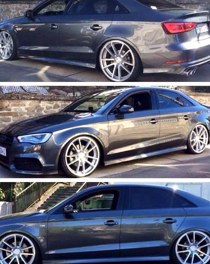 Audi A3 Limousine In 2020 Limousine Audi A3 Audi