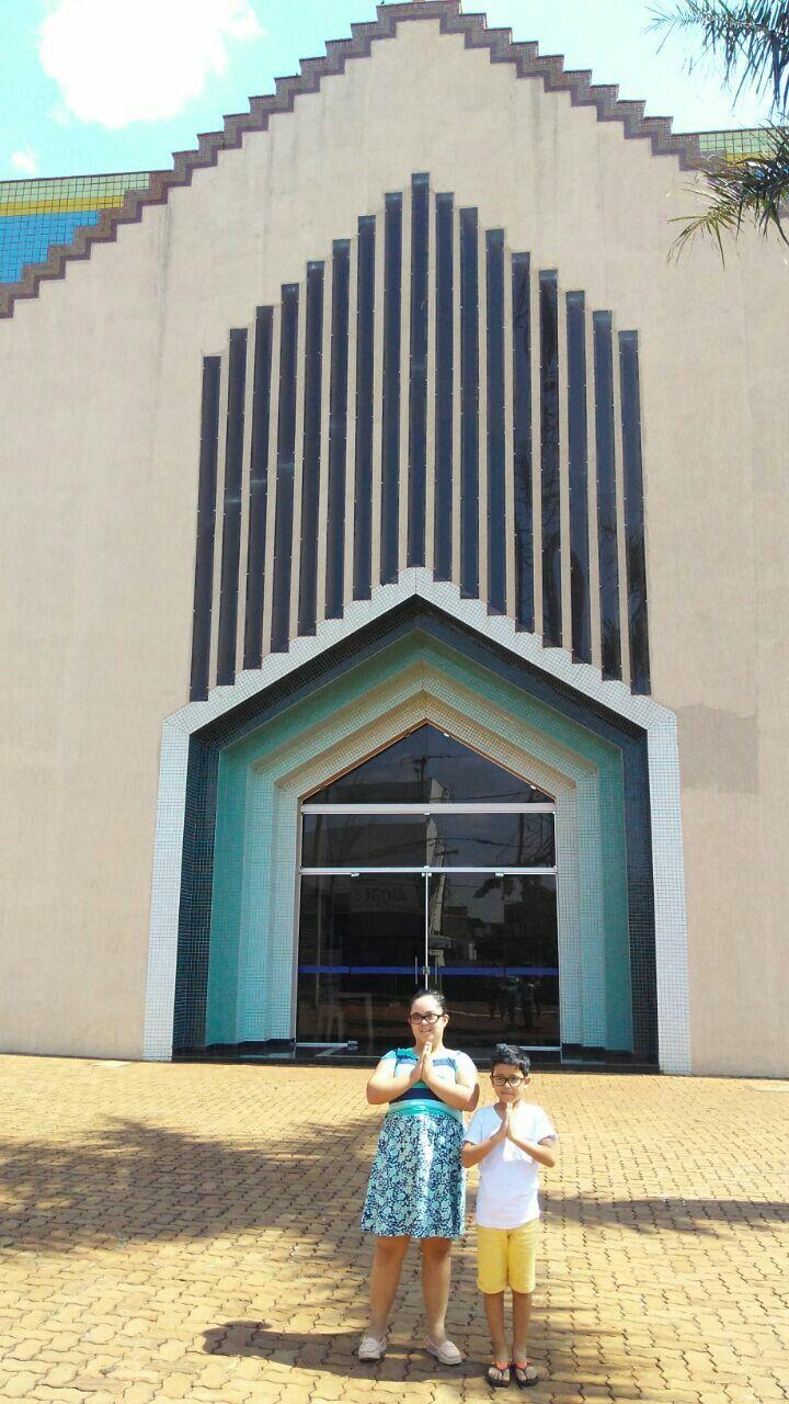Alana e Alex Jr - Igreja Matriz de Capinópolis - 28/Set/2017