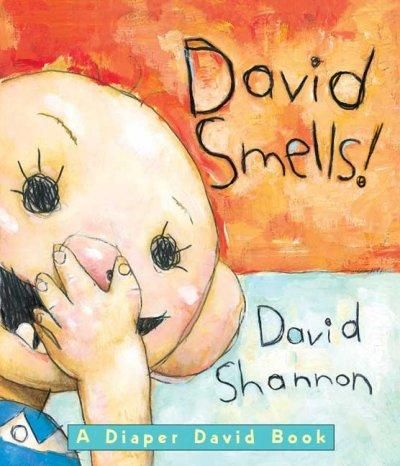 Caldecott Honor artist David Shannon is back with a third original board book that features the star of the bestselling No, David! books as a troublemaking toddler and introduces the five senses. Hey!