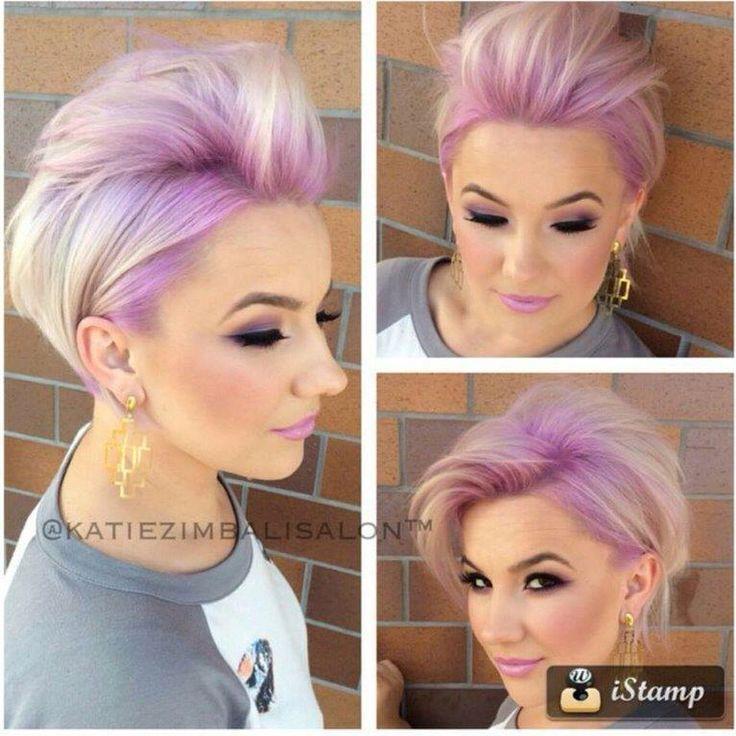 Great cut...gorgeous color!
