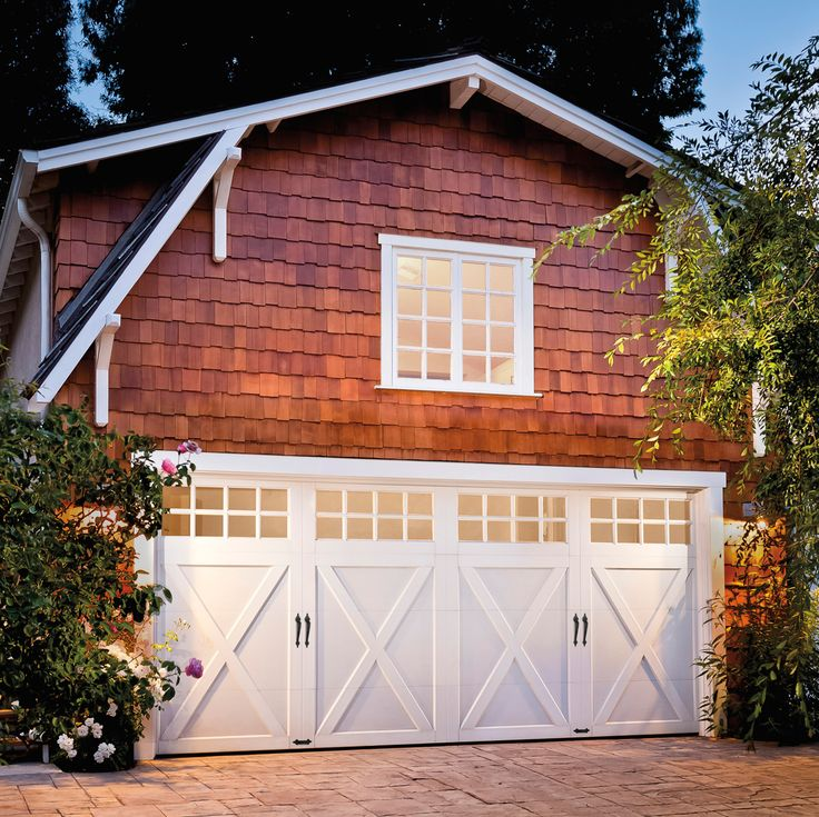 Best 25 Modern Garage Ideas On Pinterest: Best 25+ Carriage Garage Doors Ideas On Pinterest