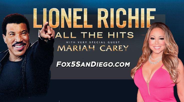 FOX5 Lionel Richie/Mariah Carey Concert Ticket-Giveaway