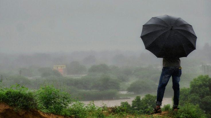 #Rainydays #Jalore #Rajsthan 😎👆
