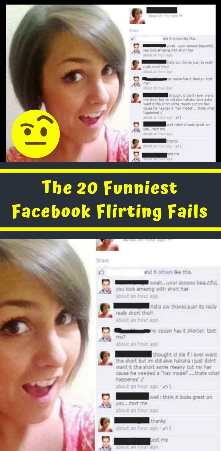 flirting signs on facebook images funny pics women