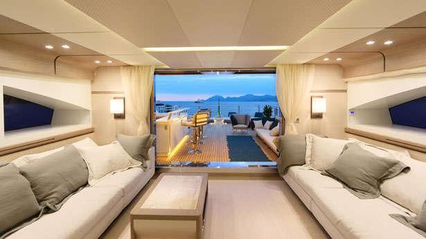 Here we present the ShowBoats Design Awards winners for interior design of new motor yachts and sailing yachts launched in 2013