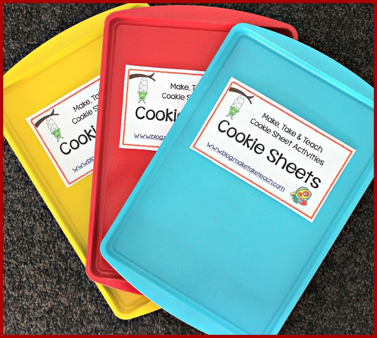 How to Paint a Cookie Sheet | Make Take & Teach