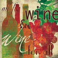 Wine for All Fine-Art Print