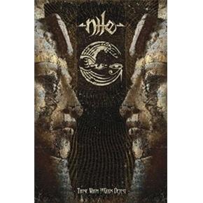 Nile Those Who The Gods Detest Poster Flag
