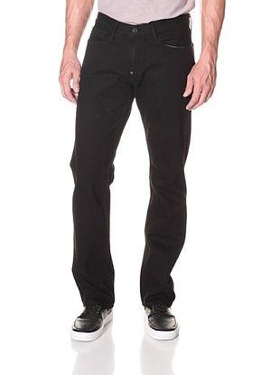 Earnest Sewn Men's 5 Pocket Straight Jean