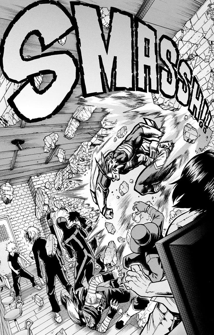 Boku no Hero Academia || My Hero Academy ( #Manga )