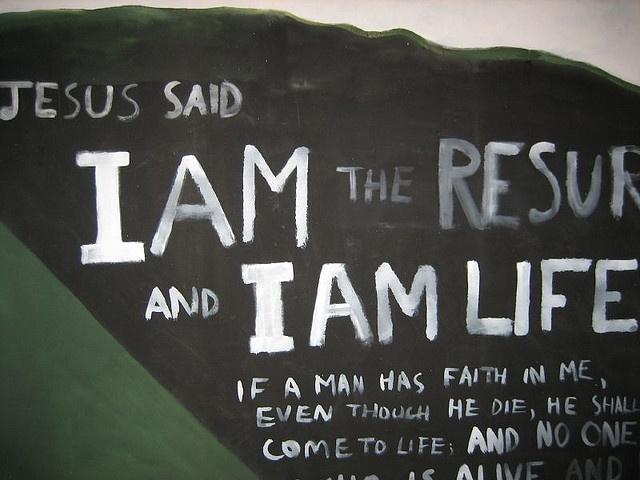 Jesus said by Colin McCan