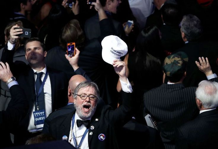 Wall Street elite stunned by election results