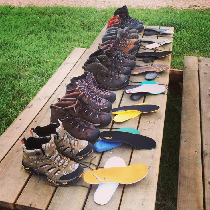Click to enlarge How to Choose the Best Hiking Boots