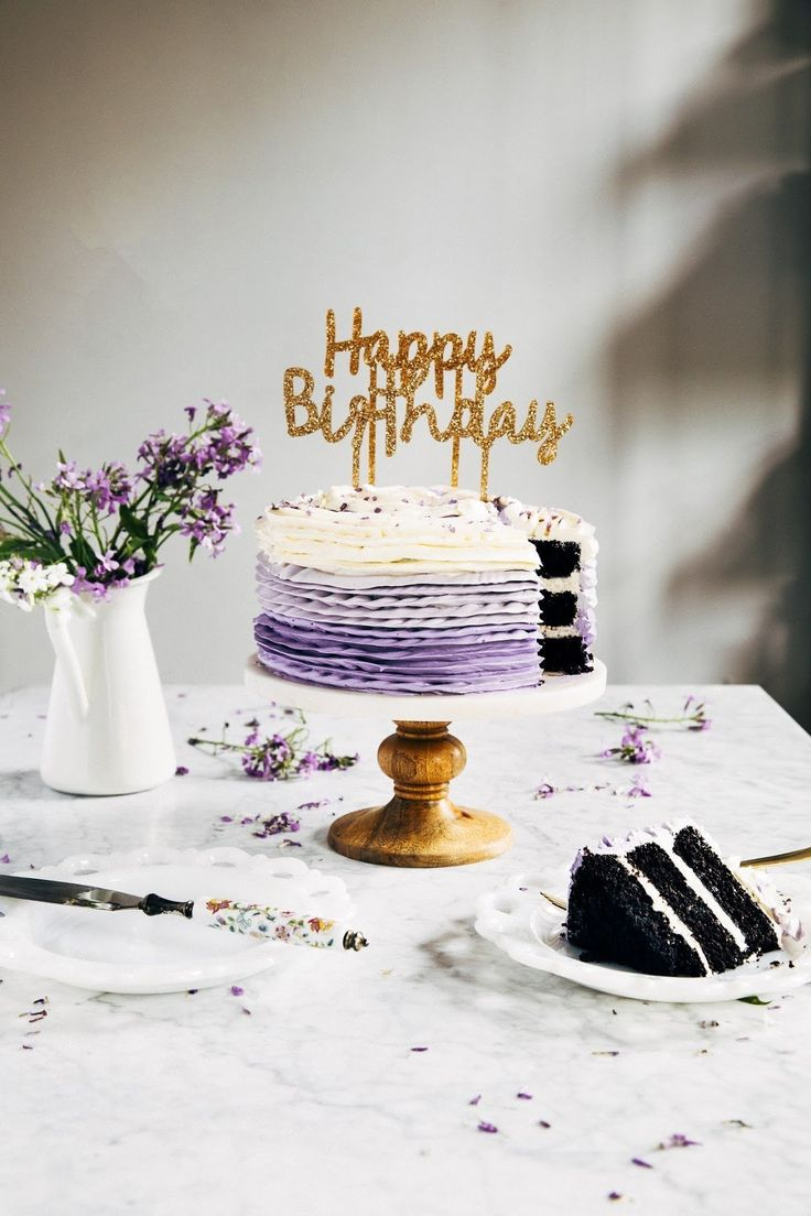 The Best Birthday Cakes EVER!! Recipes, From Layer Cakes To Sheet Cakes | HuffPost