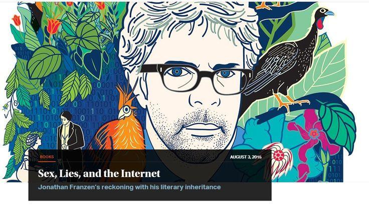 """Ο Sam Tanenhaus γράφει για το ελιξήριο του """"Purity"""", του νέου μυθιστορήματος του Jonathan Franzen. #franzen #jonathan #purity #psichogiosbooks #newrepublic http://www.psichogios.gr/site/Authors/show/767"""