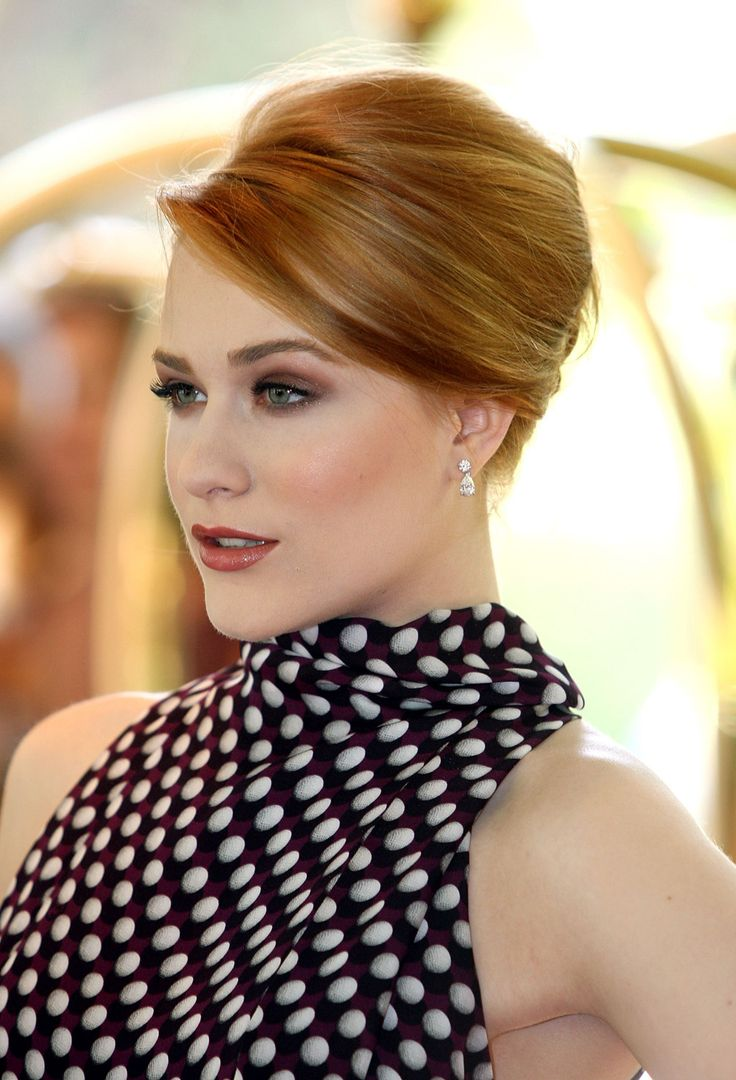 Actress Evan Rachel Wood was born in Raleigh, NC in 1987.