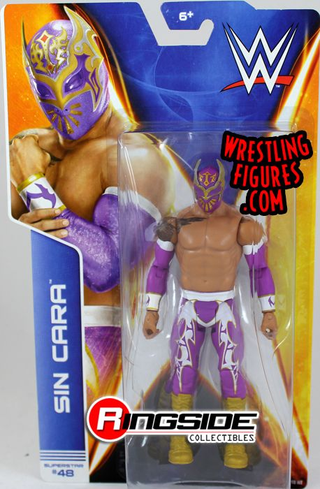 Sin Cara - WWE Series 42 | Ringside Collectibles