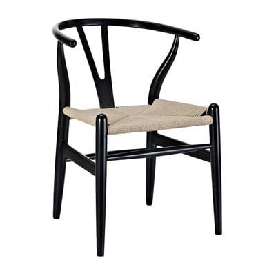 Modway EEI-552 Amish Wooden Dining Chair