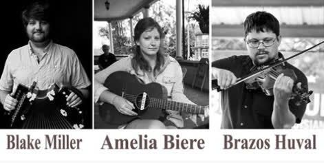 En direct ce soir, le 25 avril, musique cajun par Blake Miller, Amelia Biere et Bravos Huval. Au Teche Centre for the Art, Breaux Bridge, Louisiane  @BreauxBridgeLouisiana  http://qoo.ly/evqyj