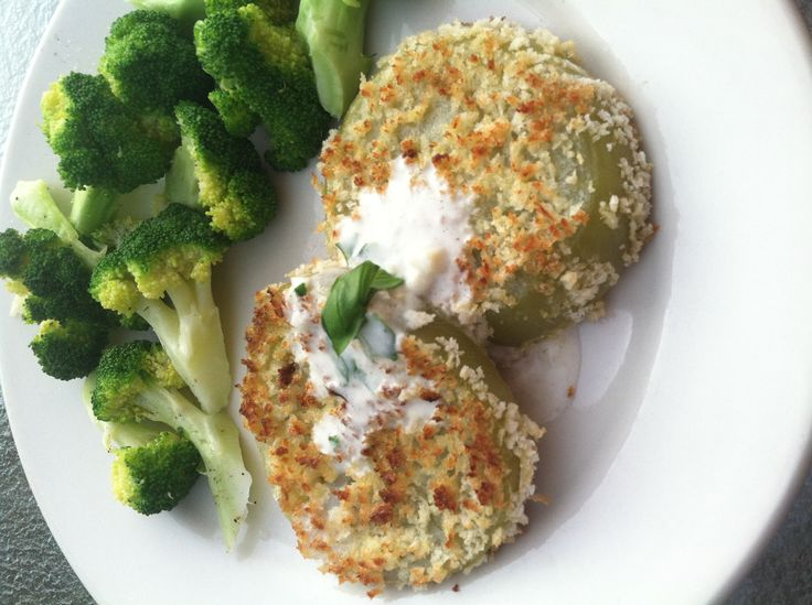 Cooking light recipe for Light Fried Green tomato with buttermilk ...