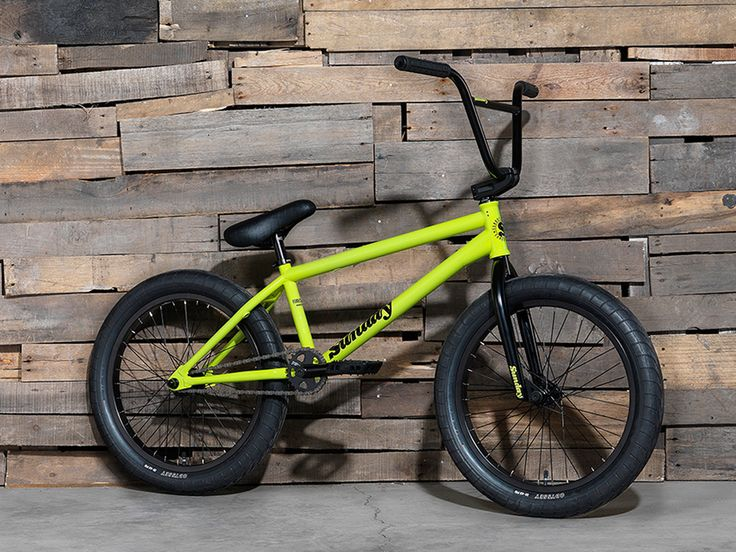 "Sunday Bikes ""Forecaster"" 2017 BMX Bike - Aaron Ross 