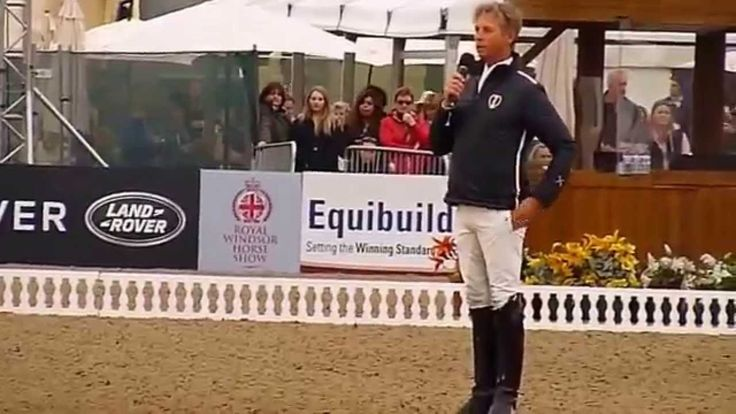 Dressage Masterclass with Carl Hester. Carl is a down-to-earth voice of inspiration. Take advantage of this xkx