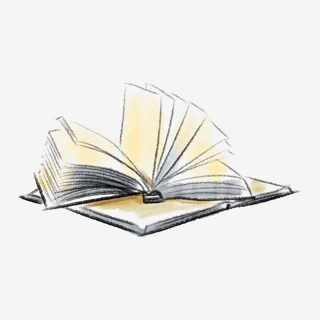 Book Hand Drawn Book Open Book Two Books Vintage Book Book Illustration Book Png Transparent Clipart Image And Psd File For Free Download How To Draw Hands Open Book Drawing Open