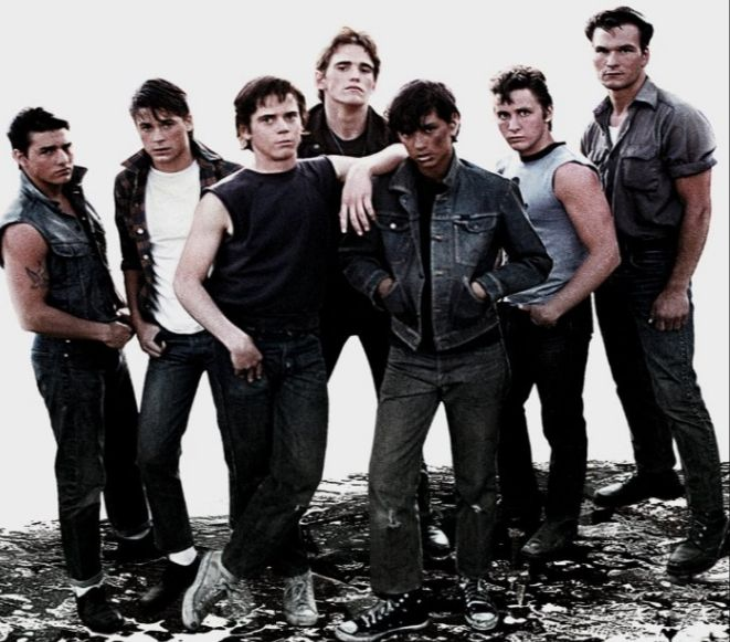 The Outsiders greasers
