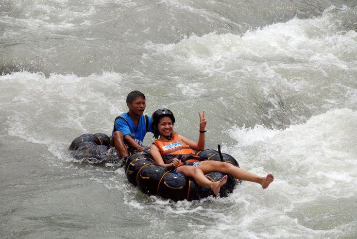 Gensan General Santos Maitum River Tubing