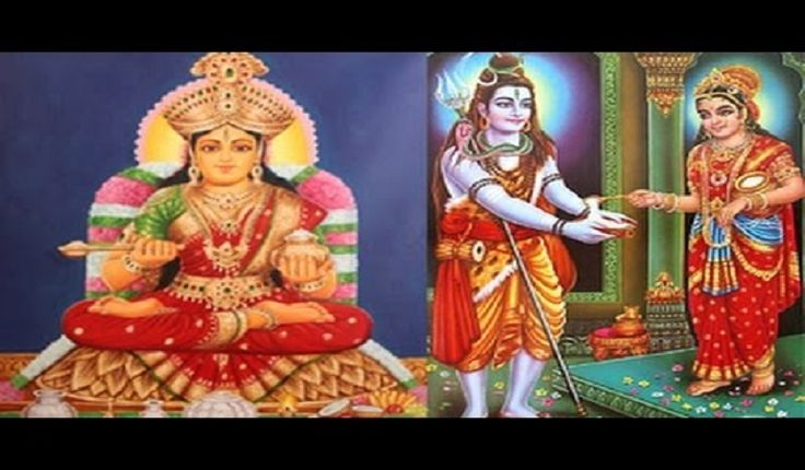 Goddess Annapurna is considered a form of parvati Maa. The word Annapurna is derived from two words: Anna means food and Purna means complete.