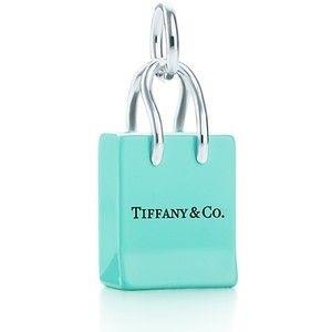 Tiffany & Co.® Shopping Bag Charm
