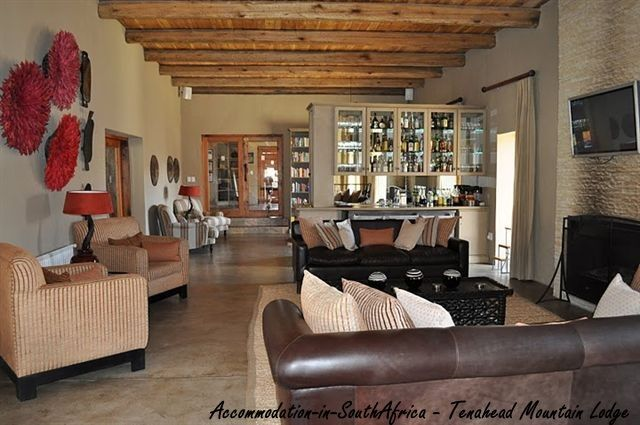 Beautiful accommodation. Tenahead Mountain Lodge and Spa, Rhodes. 5 Star Lodge Accommodation.