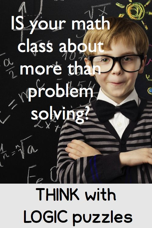 START the new school year by getting the brains in gear! Train your students to THINK (and carefully read) using LOGIC puzzles.