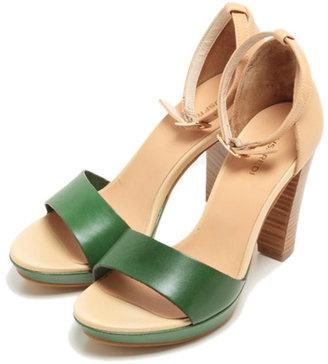 Summer sandals / ShopStyle: nano universe CHRISTIAN GIUSFREDI 配色コンビサンダル