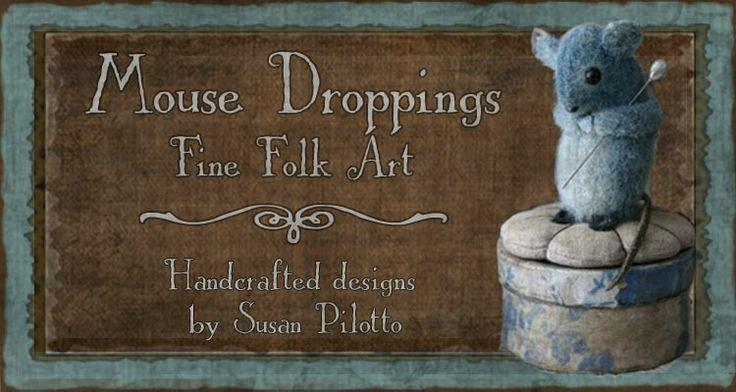 Mouse Droppings: Wool Fabrics, Wool Crafts, Spmousedroppings Blogspot Com, Pin Cushions, Mouse Drop, Drop Pin,  Plaques, Spmousedrop Blogspot Com, Cutest Pincushions